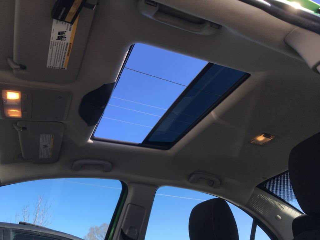 Webasto Sunroof